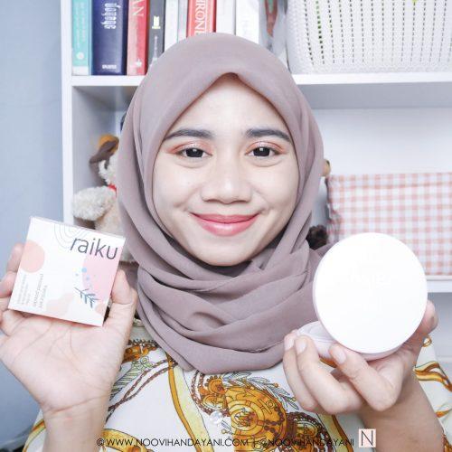 Raiku Translucent Pressed Powder