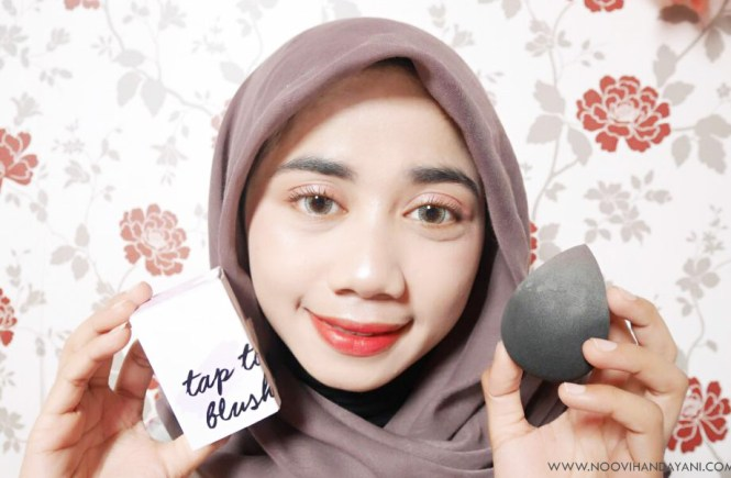Tap to Blush Beauty Sponge
