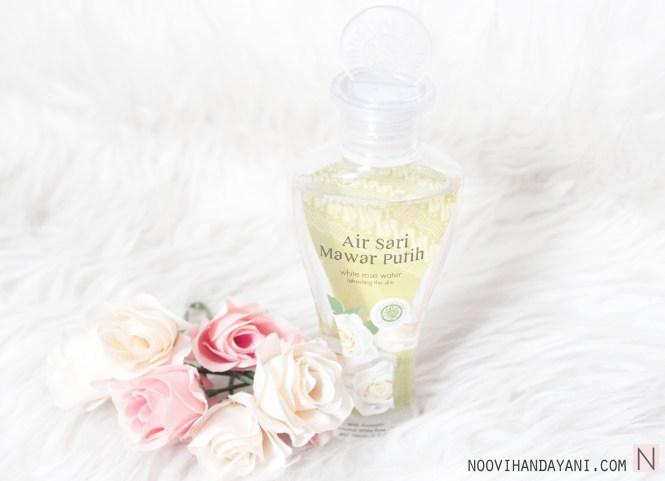 Beauty: Review Mustika Ratu Air Sari Mawar Putih
