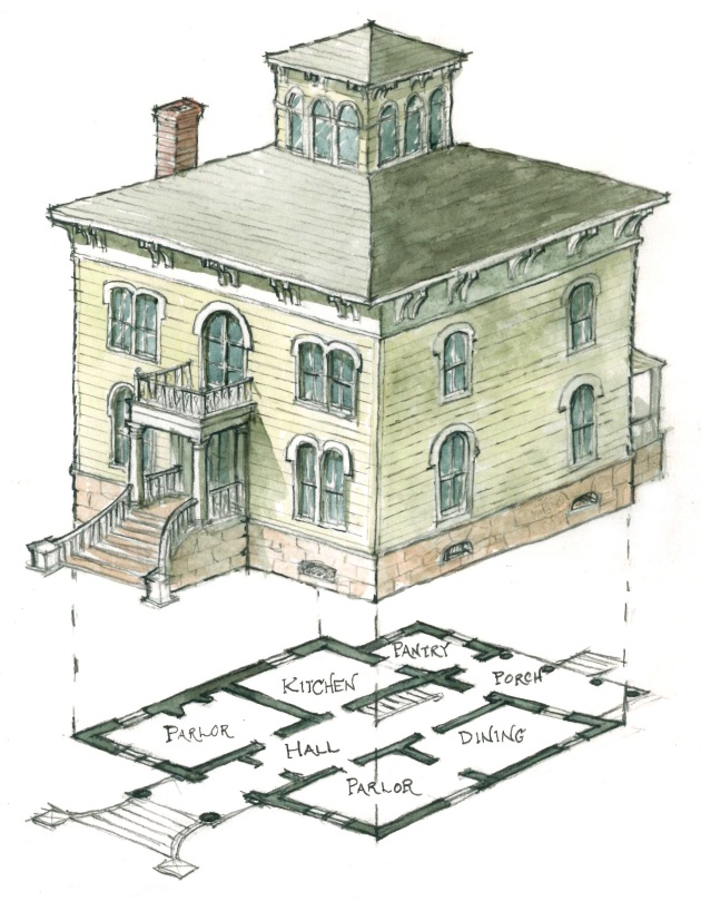 10 Italianate House Plans Inspiration That Define The Best