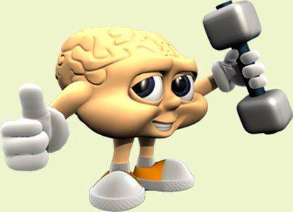 cerebro pesas