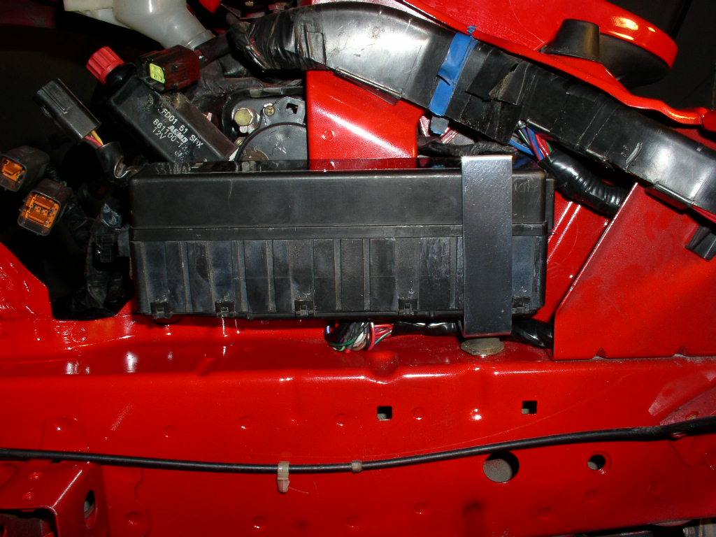 hight resolution of rx7 fuse box relocation wiring diagram yer relocated fuse box page 3 nopistons mazda rx7