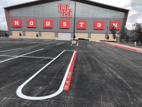 Asphalt Overlay Houston Parking Lot Services