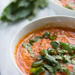Vegan Tomato Soup (Instant Pot)