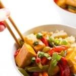 Easy Kung Pao Tofu