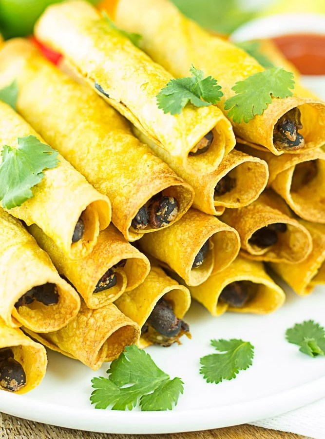 Oven Baked Taquitos Recipe