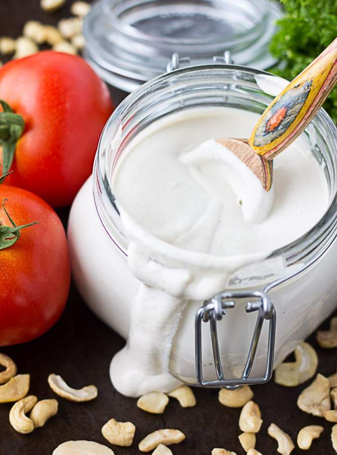 Cashew Sour Cream