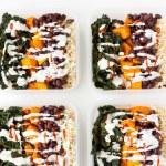 Nourish bowl vegan meal prep