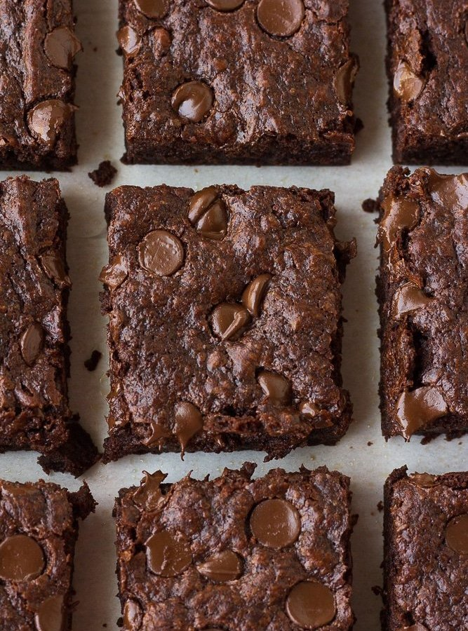 Best Ever Vegan Brownies Recipe