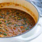 Everyday Vegan Lentil Soup