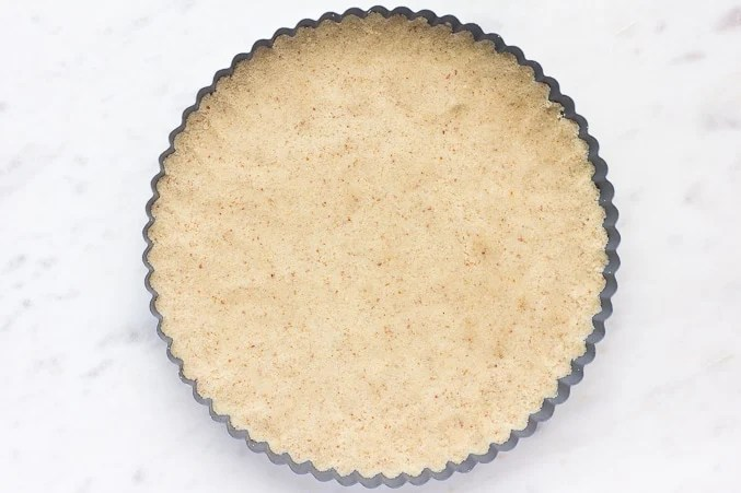 pie crust for easy vegan quiche