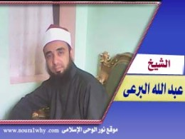 الشيخ عبد الله البرعى