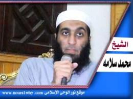 الشيخ محمد سلامه