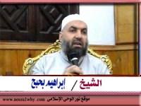 الشيخ ابراهيم بحبح ابو اسحاق الدمياطي