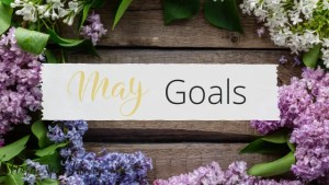 May Goals and Intention redo