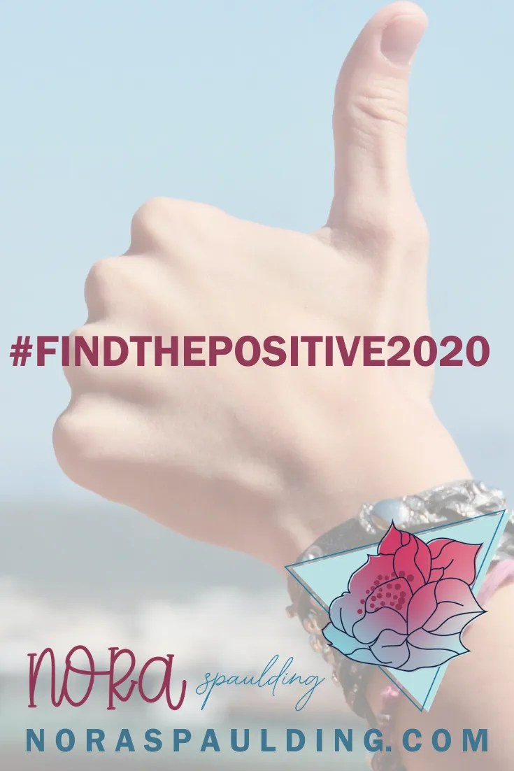 FIND THE POSITIVE 2020