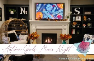 autumn movie night