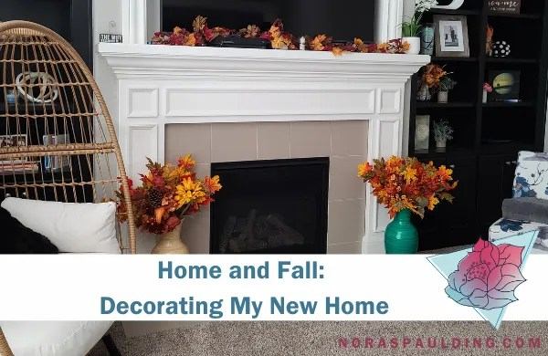 home fall decor