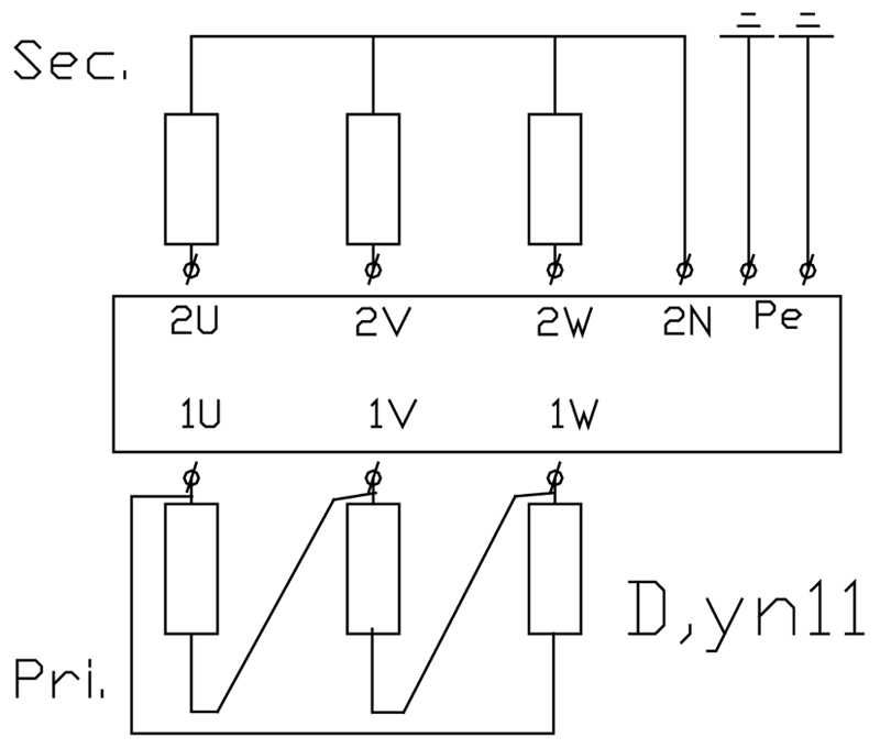 Wiring Diagram For Square D Transformer