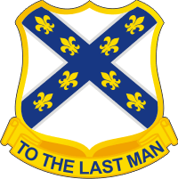 103rd Infantry Regiment Decal  North Bay Listings