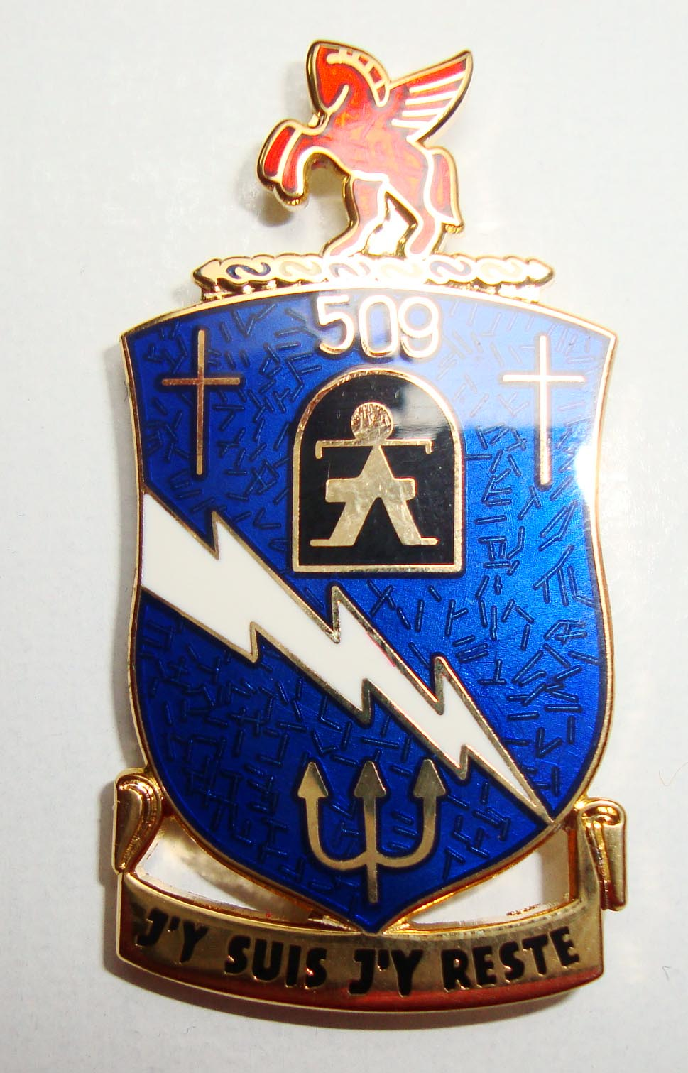 509th Airborne Infantry Pin  North Bay Listings