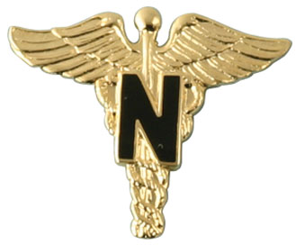 Army Nurses Lapel Pin  North Bay Listings