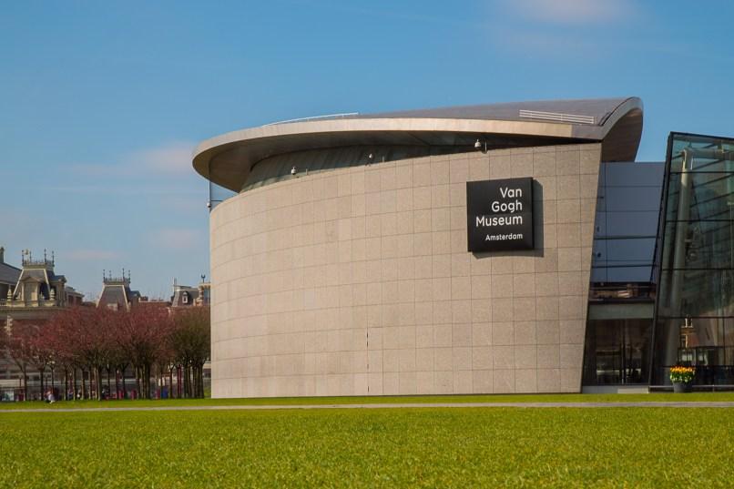Van Gogh Museum @ Amsterdam