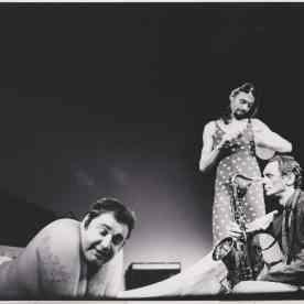 Norbert Letheule - Centre Pompidou - Juin 1978. Avec Patrick Fort et Jean Louis Chautemps
