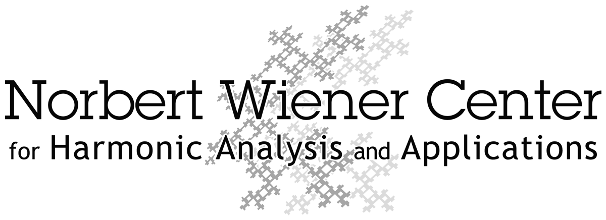 The Norbert Wiener Center for Harmonic Analysis and