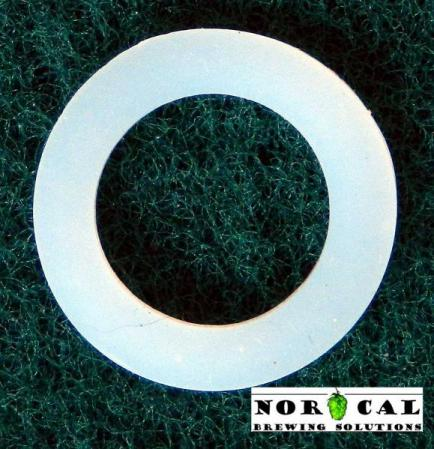 ORing  Hi Temp Silicone  Flat NorCal Brewing Solutions