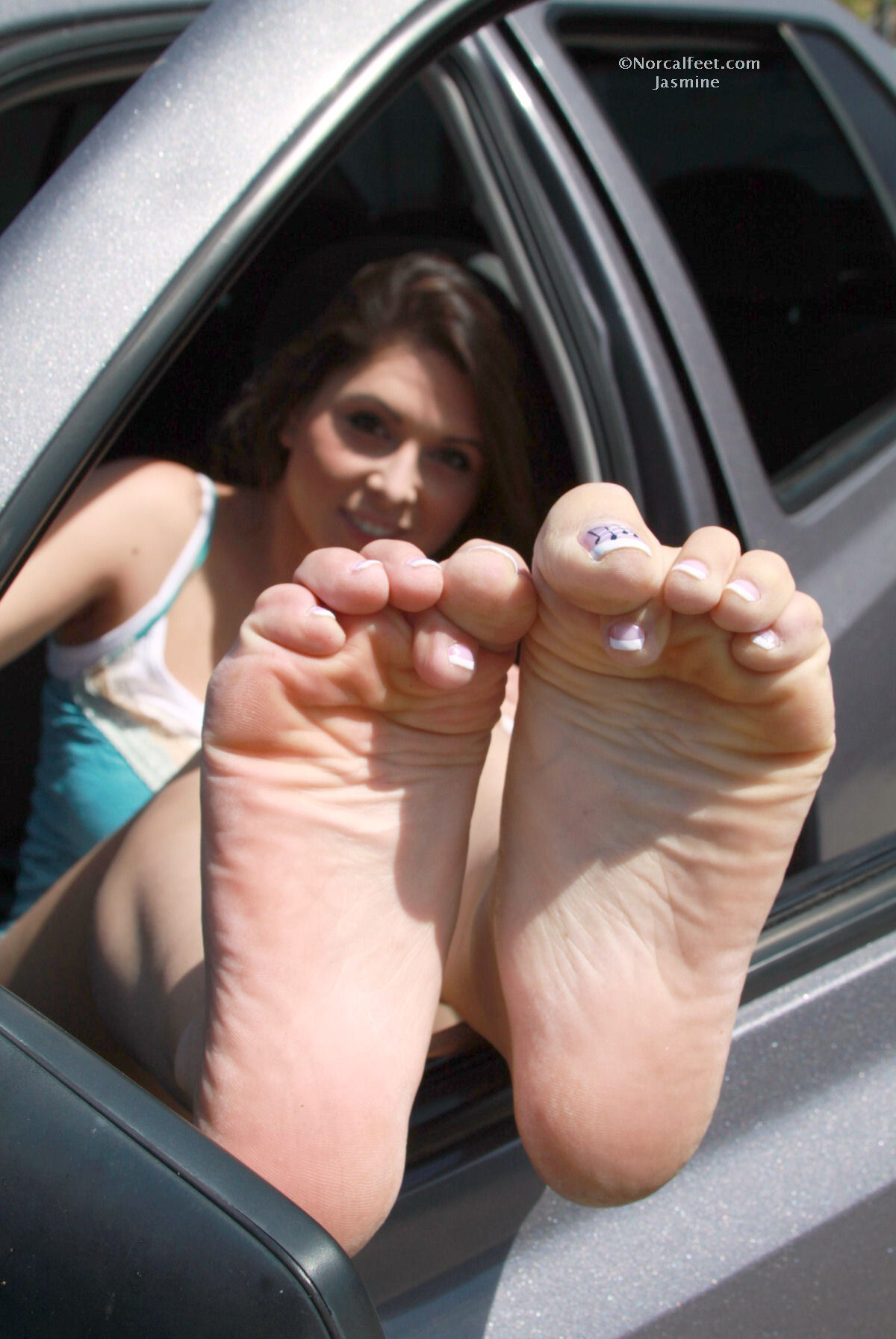 Nor Cal Feet  Picture Sets