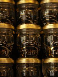 Barattoli di Tartufo nero di Norcia