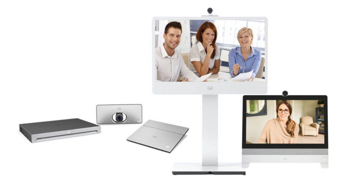 Select video conference rooms and platform