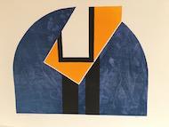 11 Lars Hellström - Valv - Litografi
