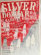 21 Gösta Werner - Silverdollar - Litografi