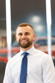 Dylan Salame - Business Manager