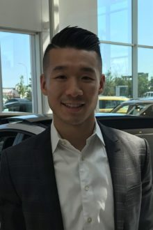 Eddy Chang - Assistant Sales Manager