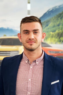 Brandon Mounzer - Assistant Sales Manager