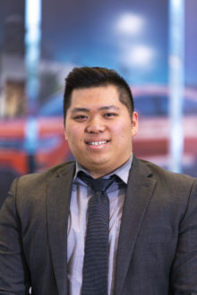 Eric Yuen - Business Manager