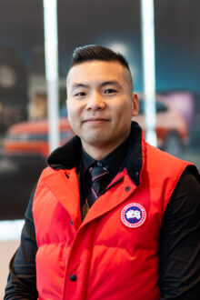 Vincent Yu - Assistant Sales Manager