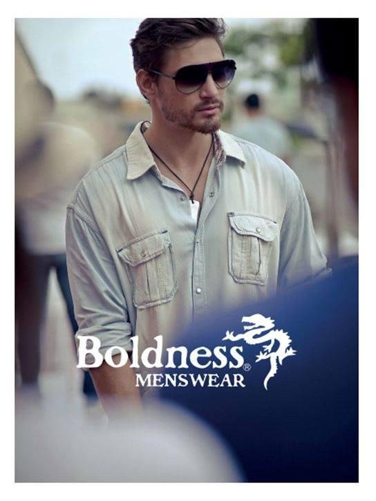 Conheçam e Confira as Novidades da Marca Boldness Menswear ... c228647c829d