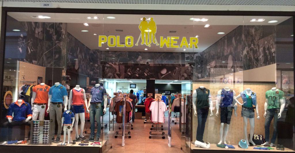be3dcad4f Nesta sexta (27) o Via Sul Shopping recebe nova unidade da Polo Wear em  Fortaleza. Localizada no 2º Piso, a loja ocupa área de 463m² e a  inauguração está ...