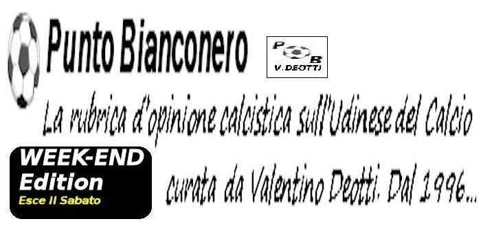Udinese, se non fai punti subito è già una crisi da rifuggire in nome dell'onore…