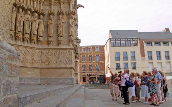Kathedrale Amiens, © Somme Tourisme