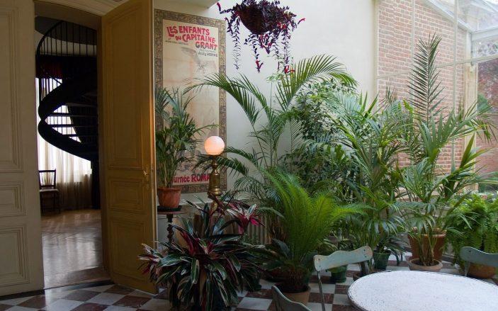 Maison Jules Verne, © Somme Tourisme
