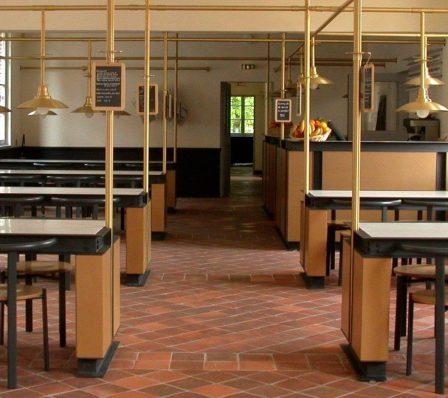 Kantine & Cafeteria, © Amélie Goldbert
