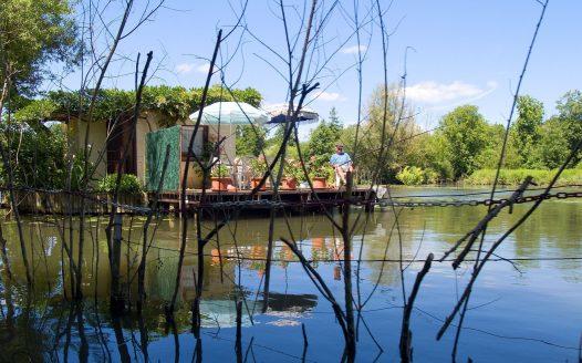 Kanalgärten von Amiens, © Sommes Tourisme