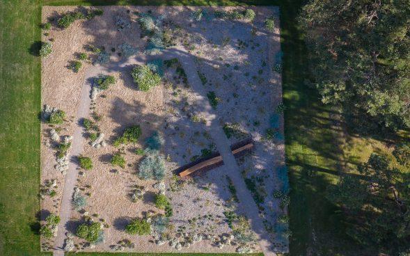 Garten des Friedens in Vimy, © Yann Monel