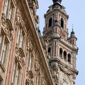Beffroi (Glockenturm) der Handelskammer, © OTCL Lille / maxime dufour photographies