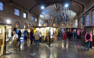 Ausstellung über den Alltag der Arbeiter, © Centre Historique Minier